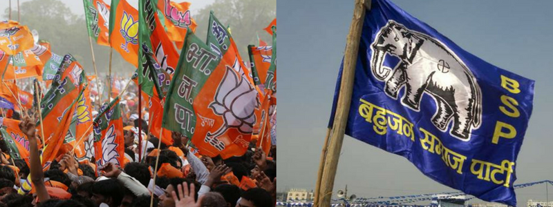 BSP Appears to Have Upper Hand In Sixth Phase of UP Polls