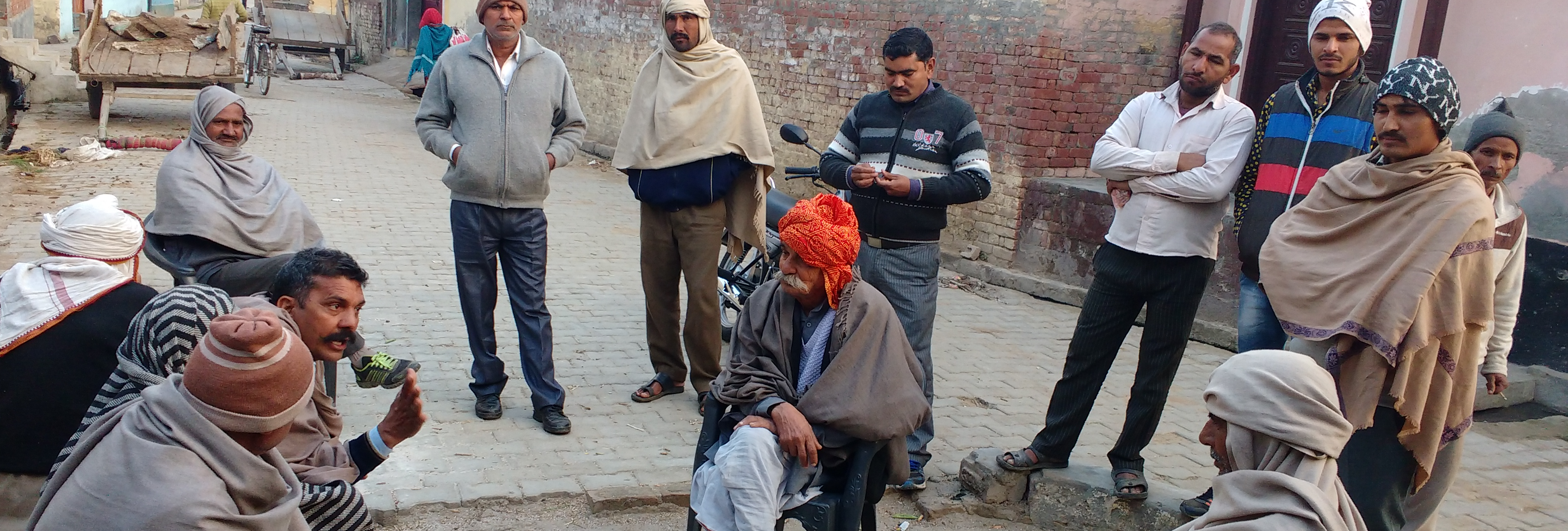 In Western UP, a Clash of Identities Could Decide Election Outcome