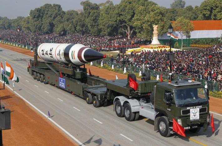 In Reshaping India's Nuclear Doctrine, Threats and Capabilities Must Take Centre Stage