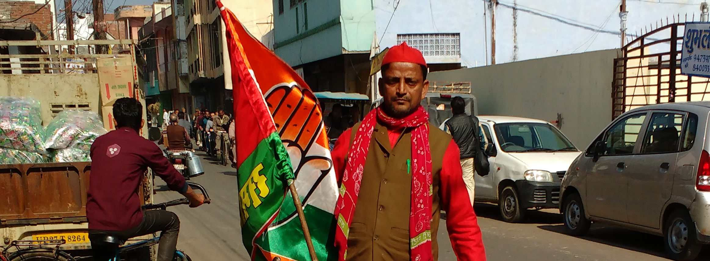 Samajwadi Party Fiercely Defends Its Hold on Phase Two UP Election Districts