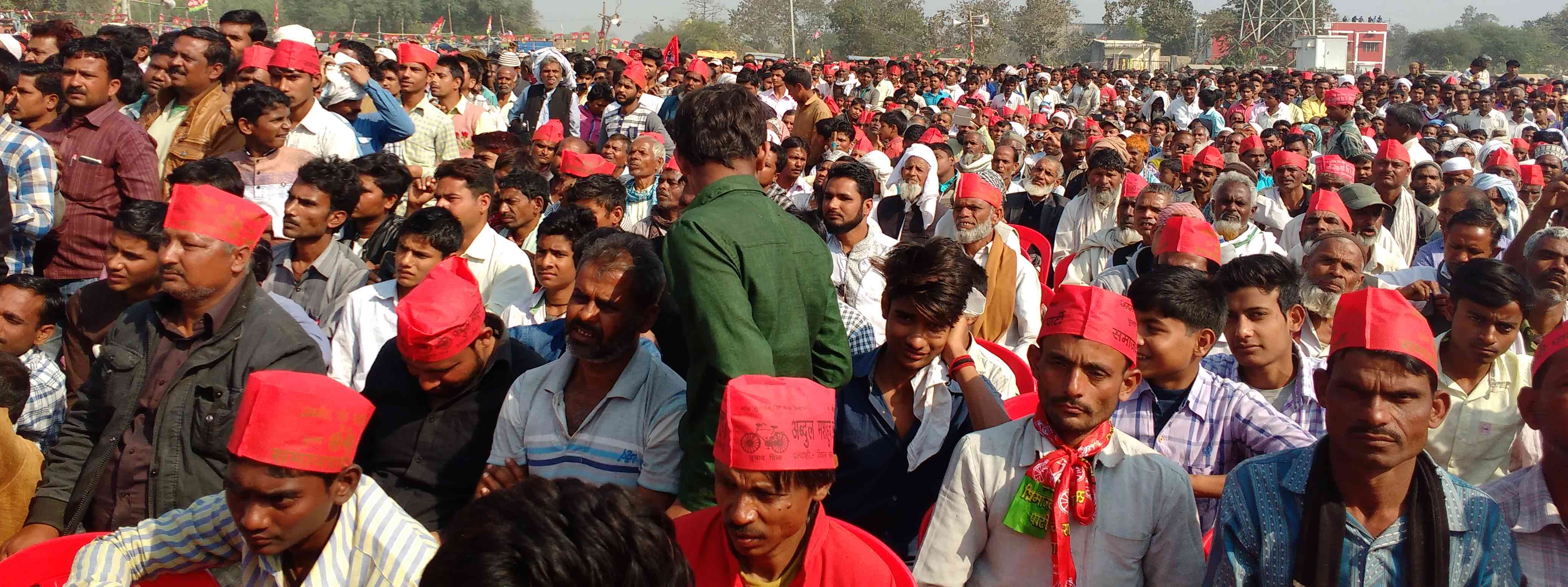 Battle For Muslim Votes Intensifies in Phase Five of UP Polls