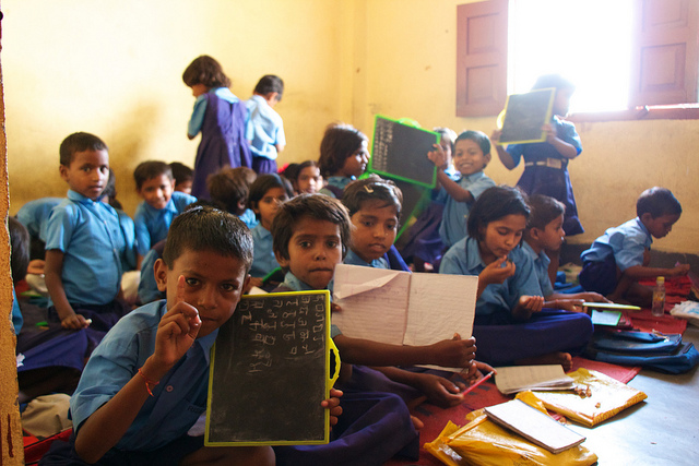 Will English Help Reverse Falling Enrollment Rates in Government Schools?